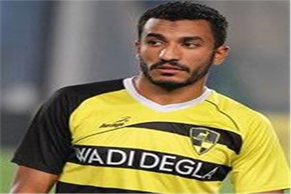 حسام عرفات لاعب وادي دجلة