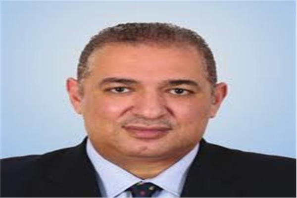 محمد خليفة رحمة المدير الإقليمي لمكتب الإيكاو في الشرق الأوسط