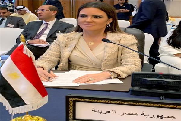 وزيرة الاستثمار د. سحر نصر