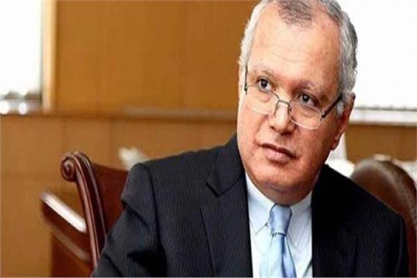 وزير الخارجية الأسبق السفير محمد العرابي