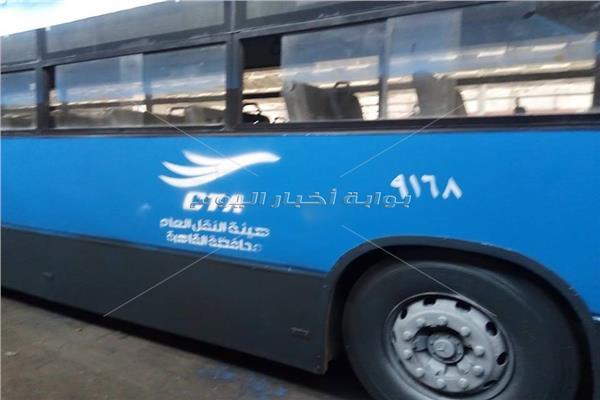 القاهرة تستعد لبطولة كأس الأمم بدهان 405 أتوبيسات وطلاء 161 محطة