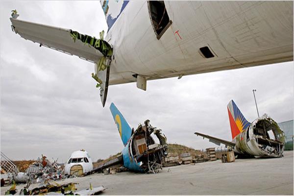 إعادة تدوير الطائرات.. كيف تقتني قطعة من السماء
