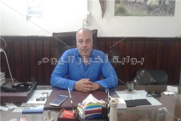د. رشاد رحيم مدير حديقة حيوان الجيزة