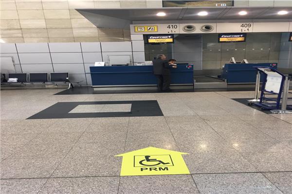 خدمة جديدة من «مصر للطيران» لذوي الاحتياجات الخاصة