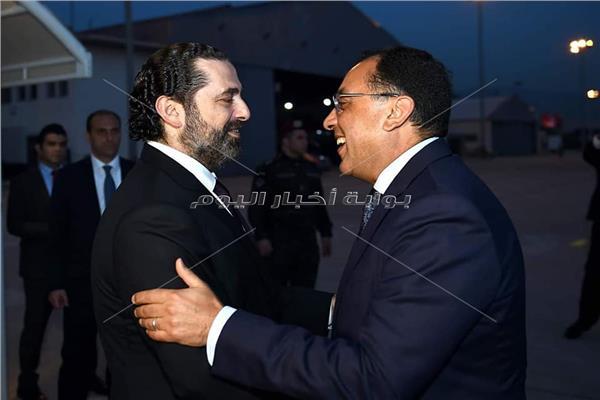 سعد الحريري يستقبل رئيس الوزراء