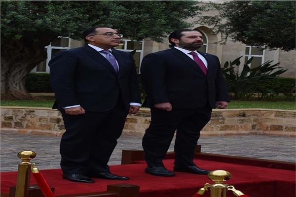 زيارة رئيس الوزراء للبنان