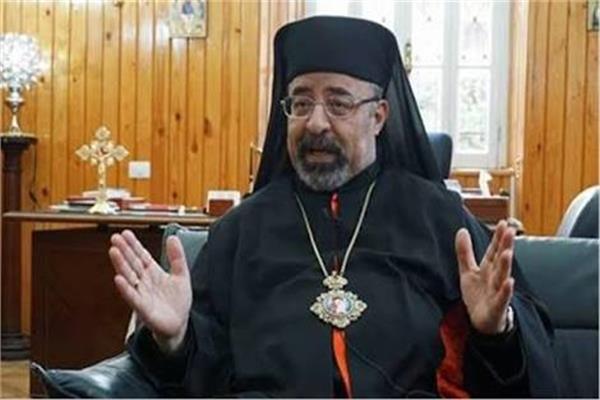 البطريرك إبراهيم اسحق