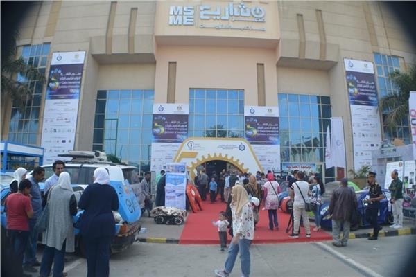 معرض القاهرة الدولي السادس للابتكار2019