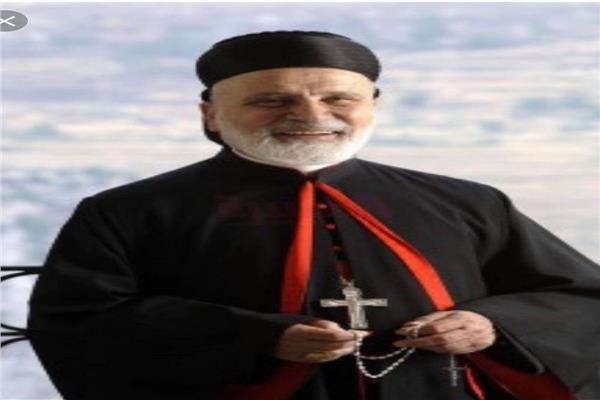 كاردينال الكنيسة المارونية مار نصر الله بطرس صفير