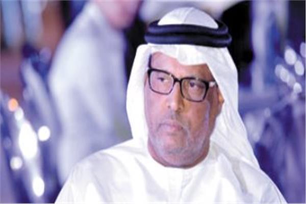 السفير جمعة مبارك الجنيبي سفير الإمارات بالقاهرة