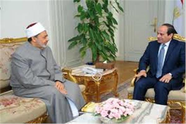 الأزهر يهنئ الرئيس السيسى والقوات المسلحة بذكرى انتصار العاشر من رمضان