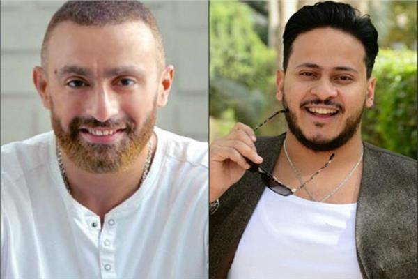 احمد السقا وكريم عفيفي