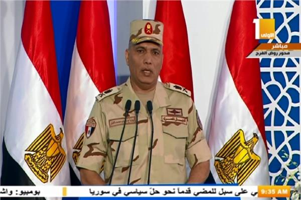اللواء إيهاب محمد الفار رئيس الهيئة الهندسية للقوات المسلحة