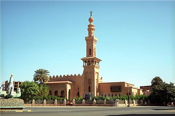 مسجد فاروق بالسودان