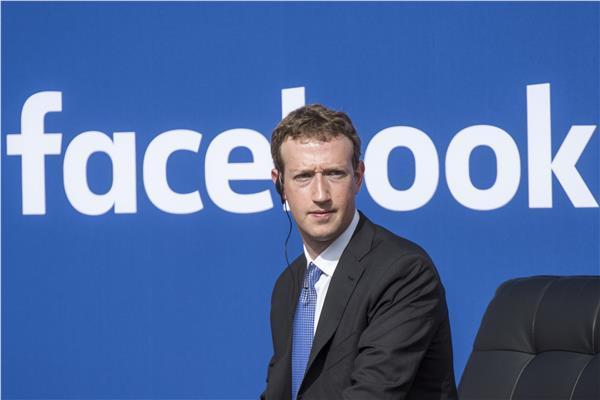 """الرئيس التنفيذي لشركة """"فيسبوك"""" الأمريكية مارك زوكربيرج"""