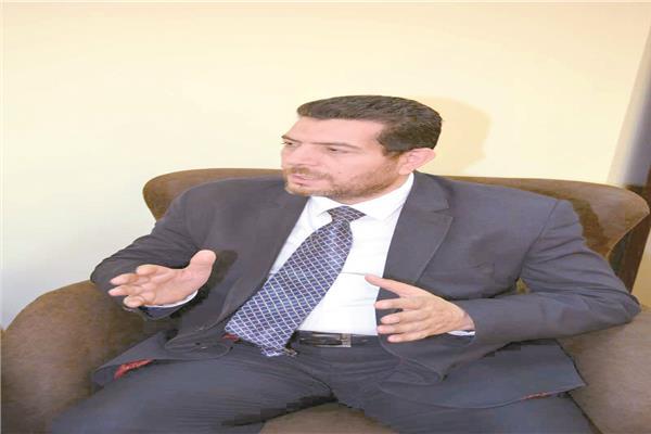 د. أشرف فهمي، أحد علماء وزارة الأوقاف، ومدير الأكاديمية