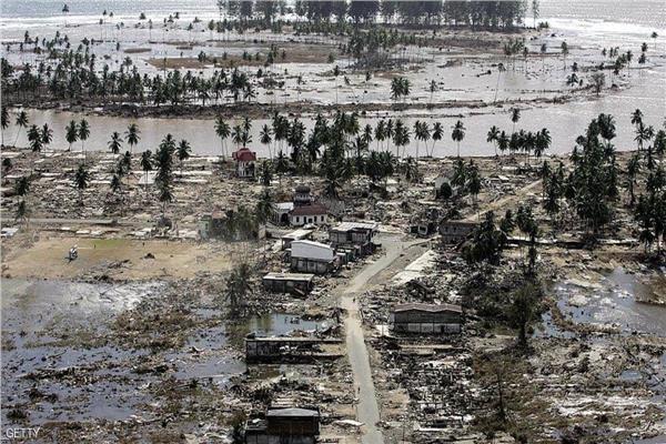 زلزال المحيط الهندي