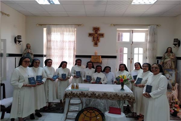 الراهبات الاليصباتيات يحتفلن بالقانون الجديد