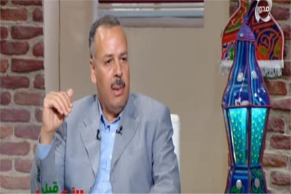 الدكتور أسامة عباس، المتخصص في جودة وسلامة الغذاء
