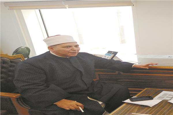 الشيخ محمد سعد موسى