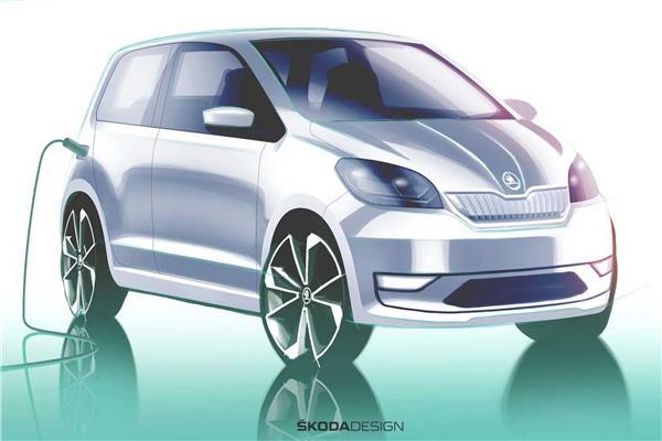 سكودا تكشف عن مواصفات سيارتها سيتيجو Citigo الجديدة