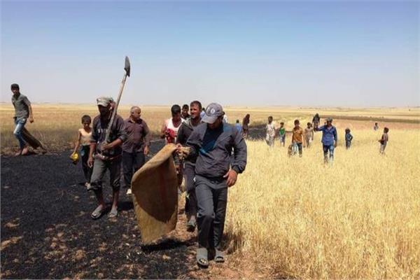 العراق: تنظيم «داعش» يحرق مئات الحقول الزراعية في عدة محافظات