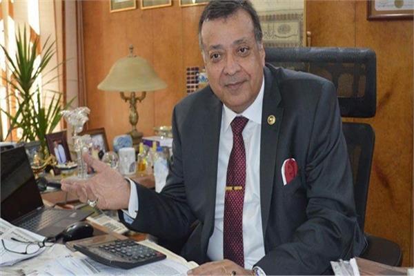الدكتور محمد سعد الدين رئيس مجلس أمناء القاهرة الجديدة