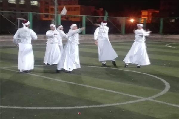 فنون شعبية وموسيقى عربية بثقافة كفر الشيخ