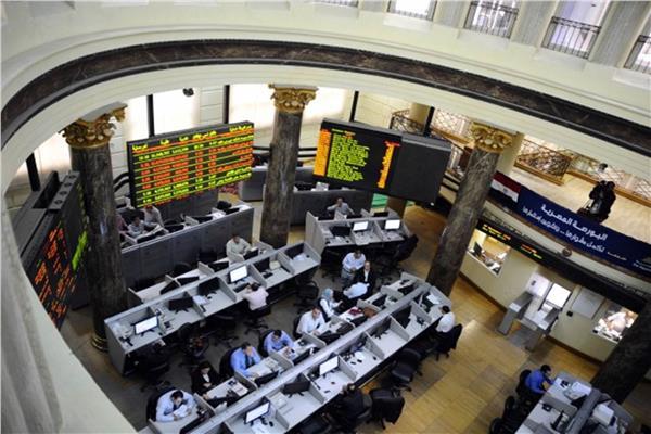 انخفاض مؤشرات البورصة بمنتصف تعاملات اليوم ١٩ مايو