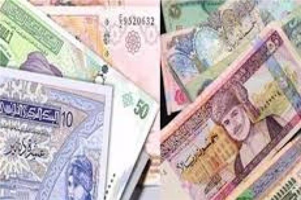 تباين أسعار العملات العربية أمام الجنيه المصري في ختام تعاملات الأحد