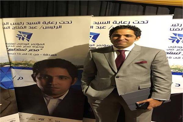 لخبير المصري العالمي في إدارة الأزمات و استمرارية الأعمال المهندس أحمد رياض