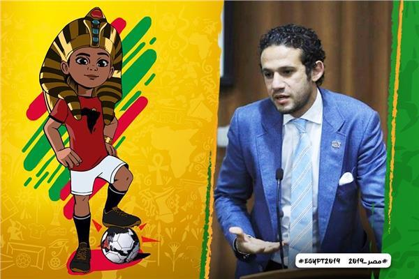 محمد فضل المدير التنفيذي لبطولة أمم إفريقيا 2019