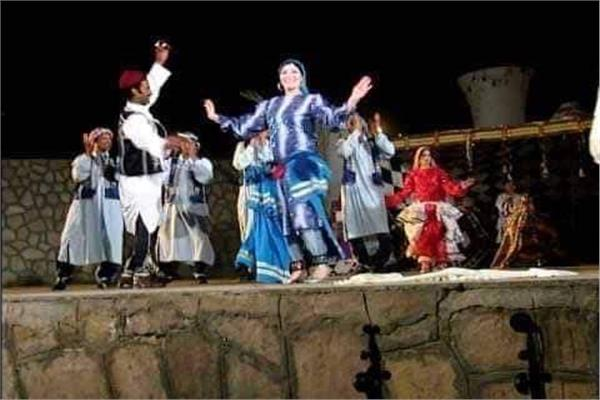 فرقة مطروح للفنون الشعبية على مسرح نقابة الصحفيين مجانًا