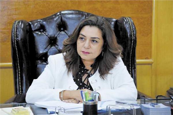 الدكتورة منال عوض ميخائيل محافظ دمياط