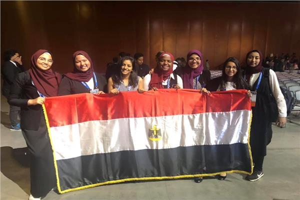 طلاب مصر يحصدون الجوائز بمعرض إنتل الدولي للعلوم والهندسة