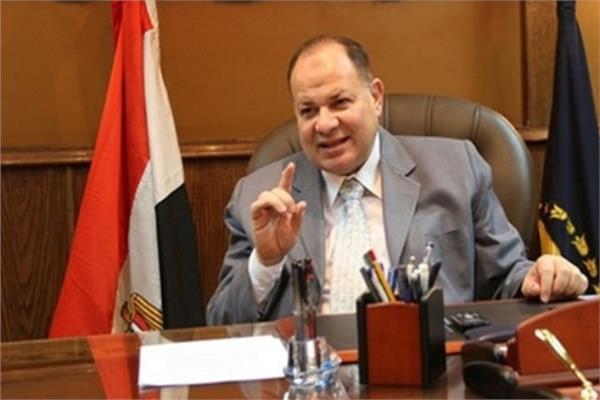 اللواء عصام سعد محافظ الفيوم