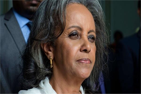 الرئيسة الإثيوبية ساهل ورق زودي