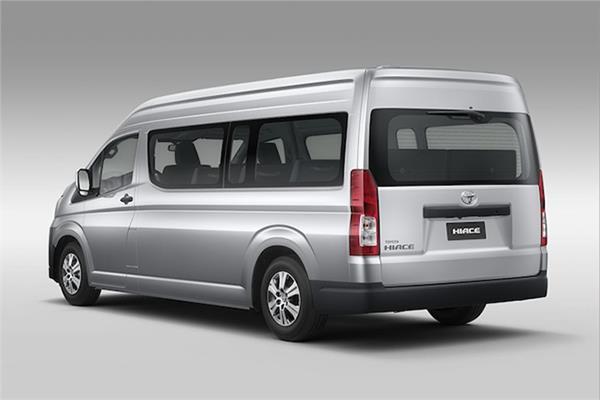 تويوتا إيجيبت تطرح الجيل الجديد من سياراتها التجارية تويوتا هاي إيس لعملائها
