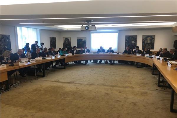 اجتماع وزراء الصحة العرب