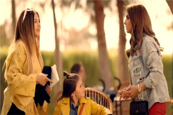 صورة من المسلسل