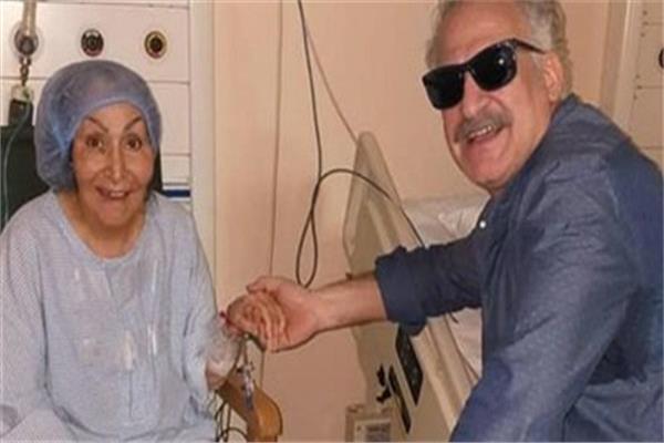 """المخرج عمر زهران يكشف اخر تطورات الحالة الصحية لـ الفنانة القديرة """" سهير البابلي """""""