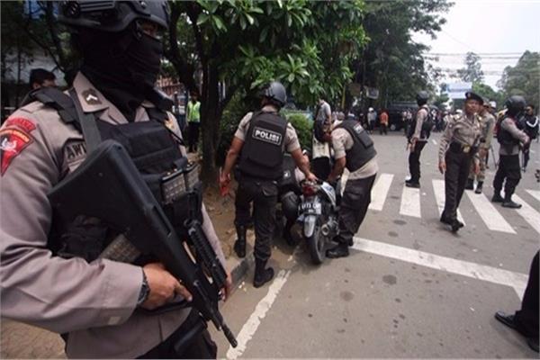 شرطة إندونيسيا
