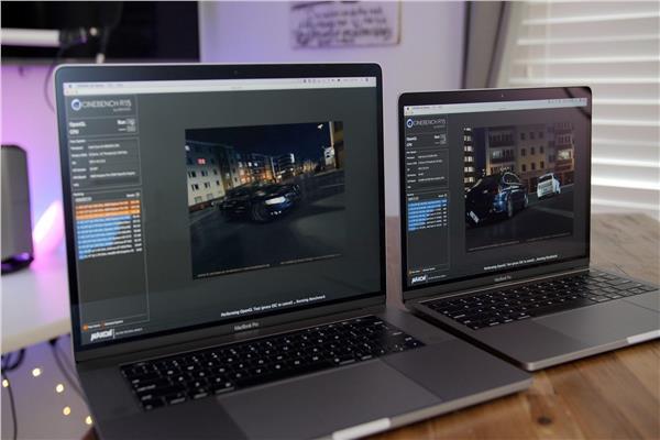 حاسب MacBook Pro