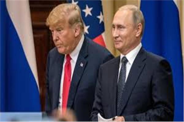 ترامب وبوتن
