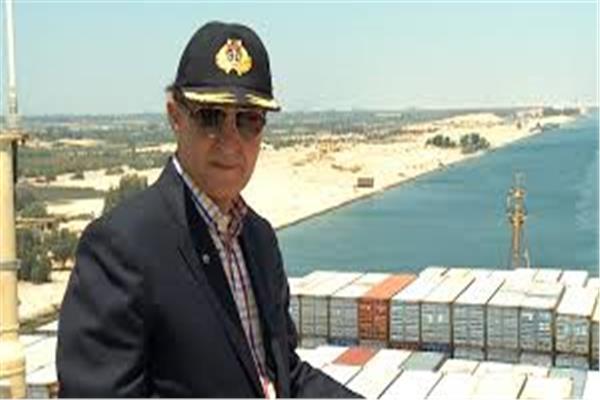 رئيس هيئة قناة السويس ورئيس الهيئة العامة الاقتصادية لمنطقة القناة مهاب مميش