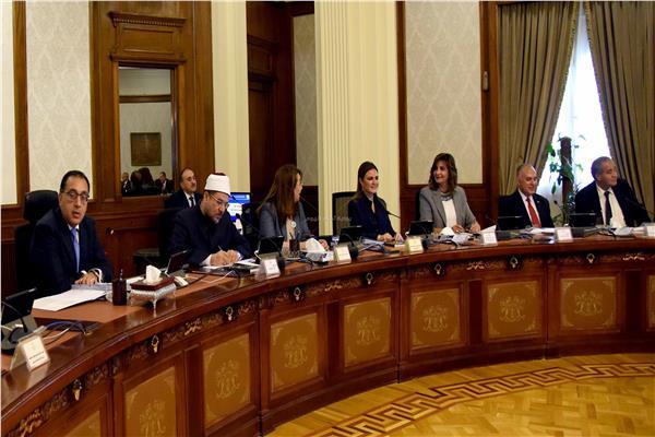 اجتماع مجلس الوزراء _ تصوير: أشرف شحاتة