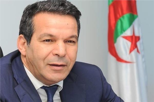 وزير التجارة الجزائري سعيد جلاب