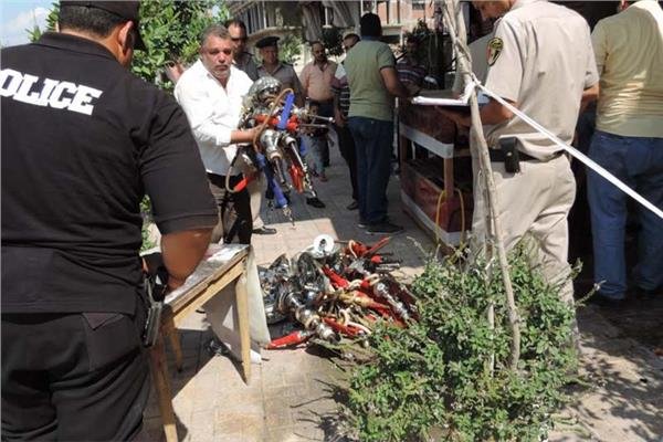 حملات مكثفة على مقاهى الإسكندرية