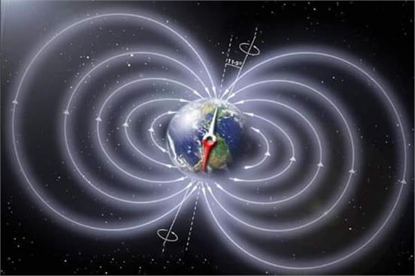 الشمال المغناطيسي ينحرف سريعاً