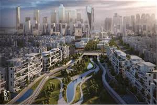 مشروع العاصمة الإدارية الجديدة